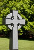 Stylized Celtic Cross — Stok fotoğraf