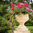 Royalty-Free Stock Photo: Pedestal Garden Planters