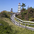West Point Lighthouse, Prince Edward Island — Stock Photo