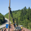 Stock Photo: Bridge Construction