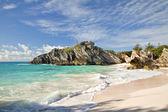 Bermuda Beach — Stock Photo