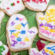 Stock Photo: Christmas Cookies