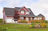 North American Home — Foto de Stock