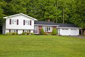 North American Home — Stock Photo