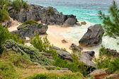 Bermuda Hidden Beach — Stock Photo