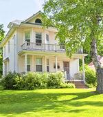 Heritage North American Home — Stock Photo