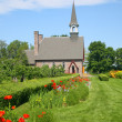 Stock Photo: Grand Pre Church