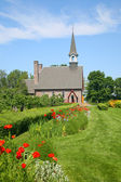 Grand Pre Church — Stock Photo