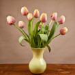Tulip Arrangement — Stock Photo