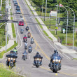 Atlanticade Motorcycle Rally 2012 - Foto Stock