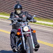 Stock Photo: Atlanticade Motorcycle Rally 2012