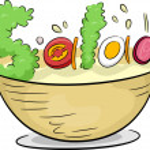 Vegetable Salad — Stock Photo #11128909
