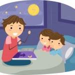 Bedtime Story — Stock Photo #11128914