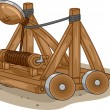 Stock Photo: Catapult