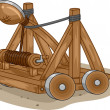 Catapult - Stock Photo
