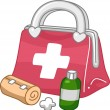 Foto Stock: First Aid Kit