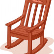 Rocking Chair — Stock Photo #11129554