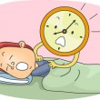 Wake Up Call - Stockfoto