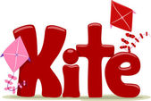 Kite — Stock Photo