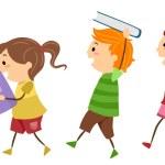 ������, ������: Book Kids