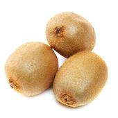 Three Kiwi fruits — Foto Stock