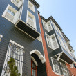 Istanbul homes — Stock Photo #11193289