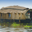 Houseboat — Stock Photo