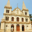 Church in Cochin, India - Stock Photo