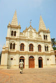Church in Cochin, India — Fotografia Stock