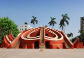 Jantar Mantar observatory, Delhi — Stock Photo