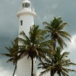 Lighthouse in Fort Galle, Sri Lanka — Stock Photo