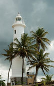Lighthouse in Fort Galle, Sri Lanka — Stock Photo