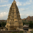 Hampi temples — Stock Photo