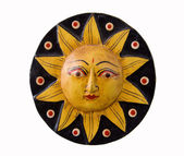 Decorative Sun — Stock Photo