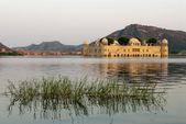 Jal mahal (vatten palatset), jaipur, indien — Stockfoto