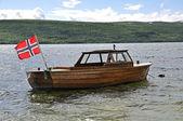 Eski bir tekne — Stok fotoğraf