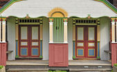 Portas pitorescas — Foto Stock