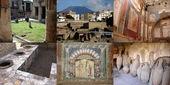 Herculaneum ruins — Stock Photo