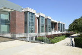 Rohrbach bibliotek, kutztown universitet — Stockfoto