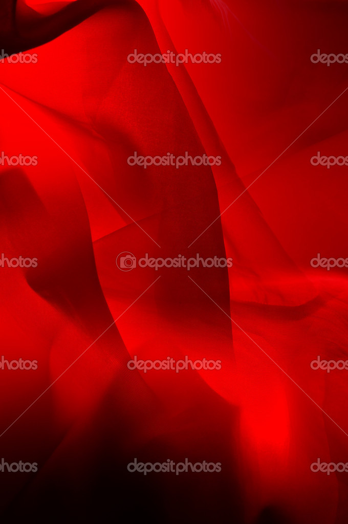 Abstract background made of red textile — Stock Photo #11258435