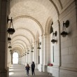 Stock Photo: Archways at Union Station in Washington DC