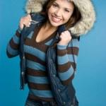 Winter Girl — Stock Photo #10739523