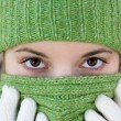 Cold Girl - Stock Photo