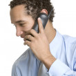 Phone Businessman — Stock Photo #10976661