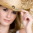 Cowgirl — Stock Photo #11017765