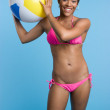Bikini Girl — Stock Photo