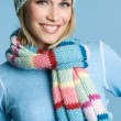 Winter Girl — Stockfoto #11039482