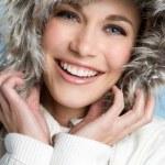 Winter Girl — Stock Photo #11039503