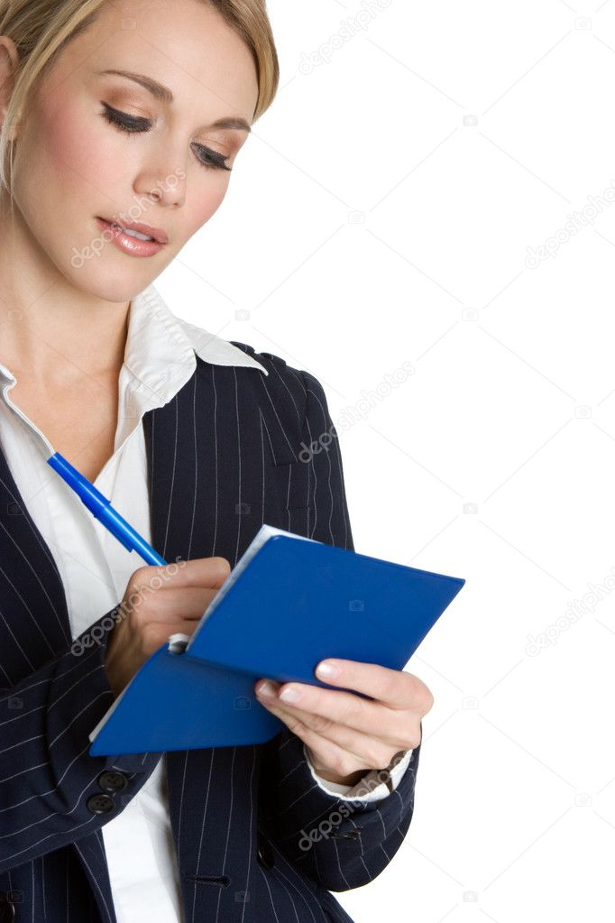 Woman Thinking — Stock Photo #11039492