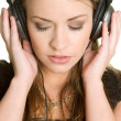 Listening to Music — Stock Photo #11385065
